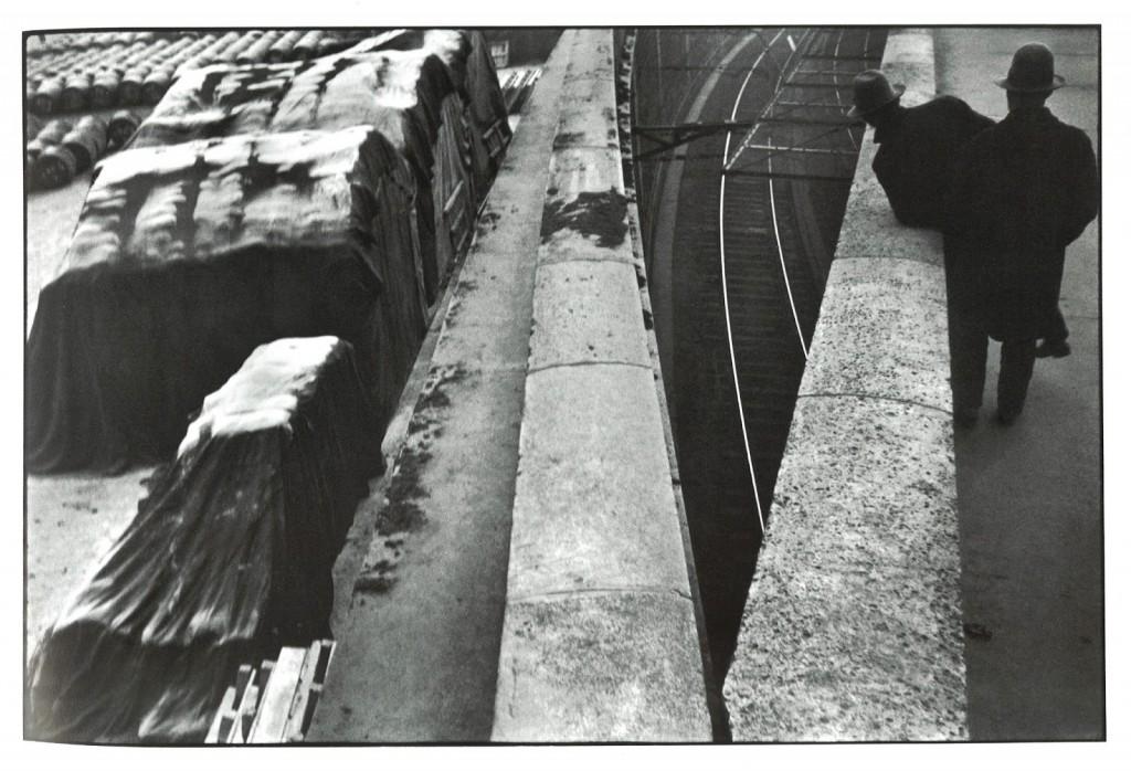 Quai Sant Bernard, Henri Cartier Bresson