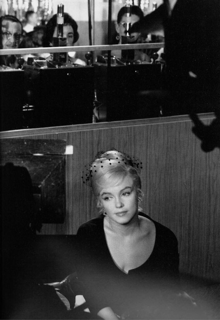 Marilyn por Cartier Bresson