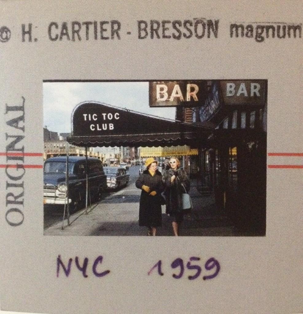 Henri Cartier Bresson, Magnum, Los consejos de fotografía de Henri Cartier Bresson