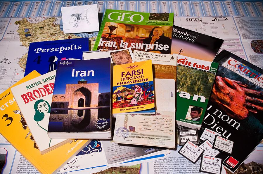 Guías de viaje a Irán