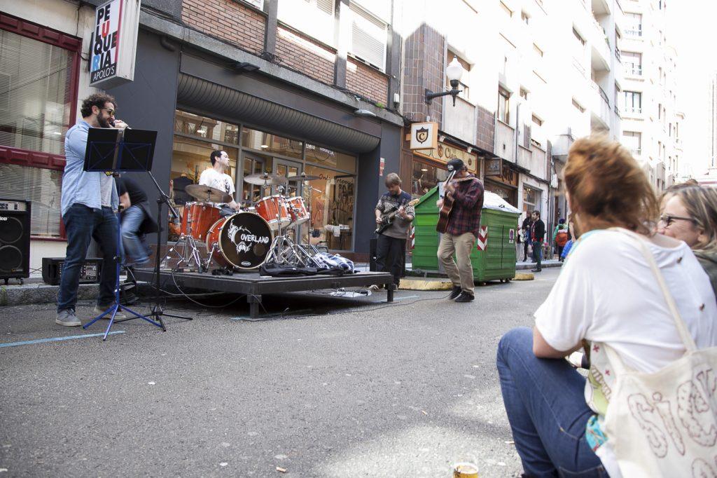 Gin Sound Festival, Música en Gijón.