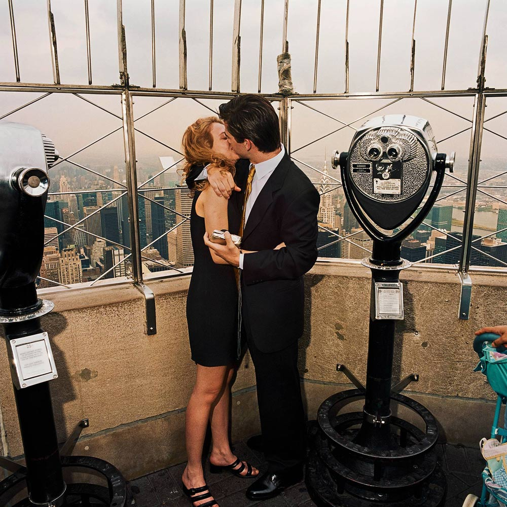 Roger Minick, Empire State Building