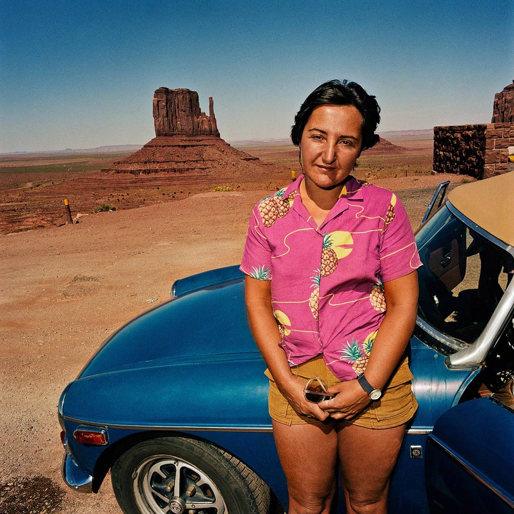 Roger Minick, Monument Valley