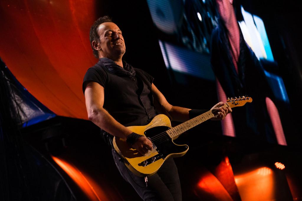 Bruce Springsteen, Lisboa