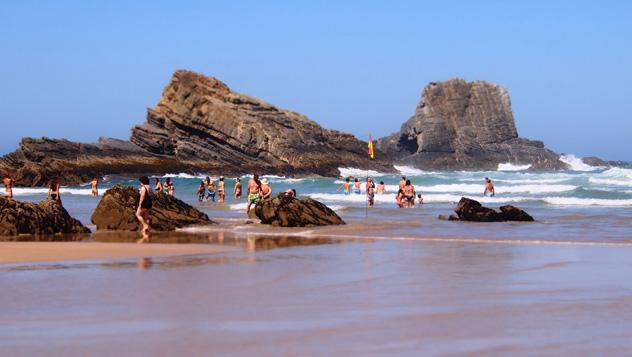 Playas de Portugal, Zambujeira