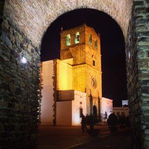 Santa María del Castillo, Olivenza, Extremadura