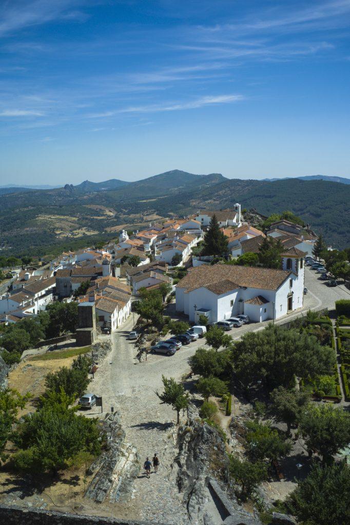 Marvão, Castillo, Alentejo