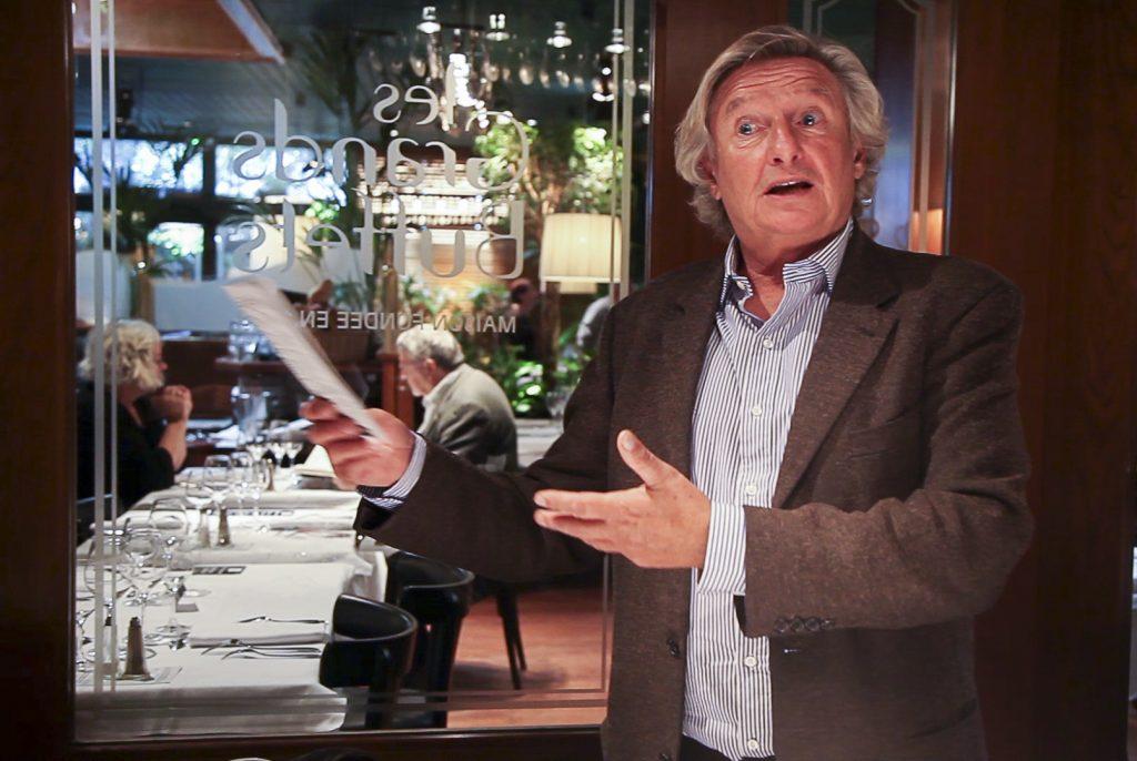 Louis Privat, Les Grands Buffet