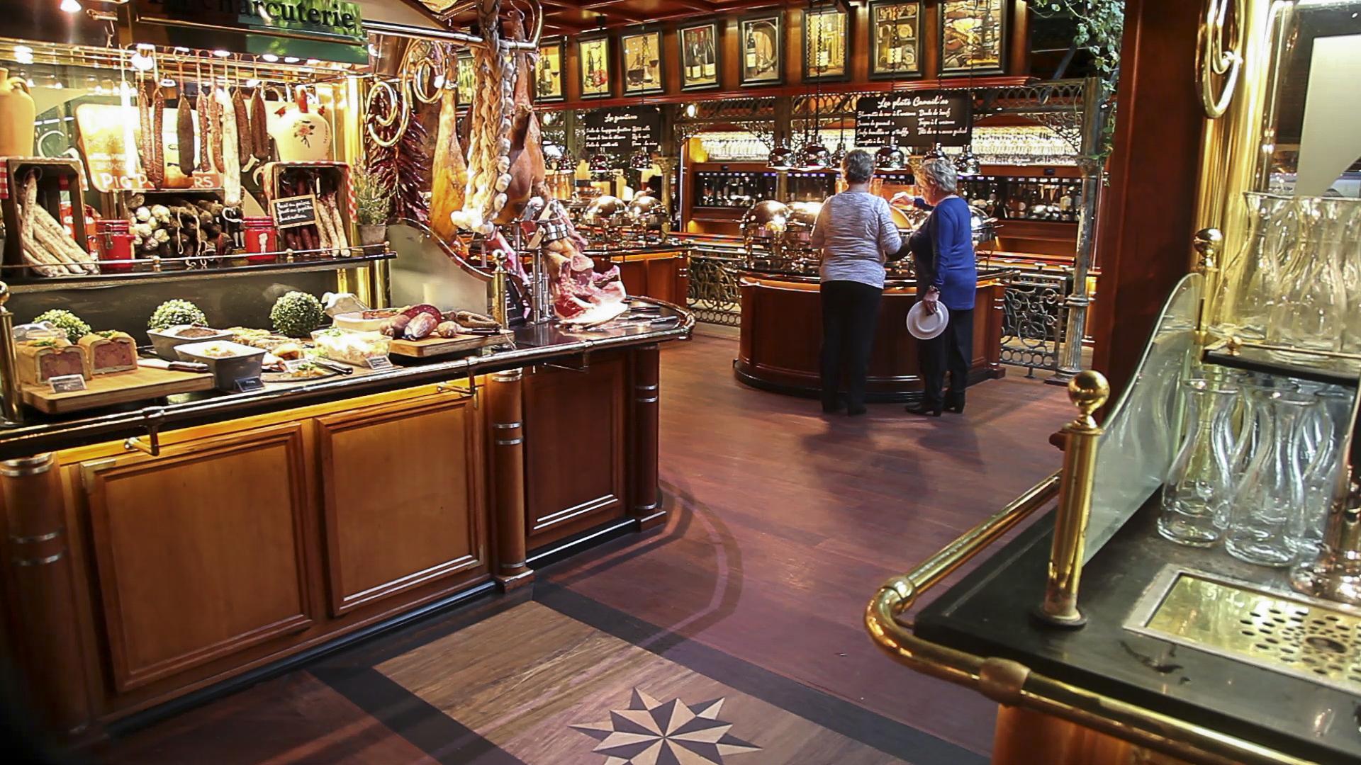 Les Grands Buffets, un museo gastronómico en Narbonne