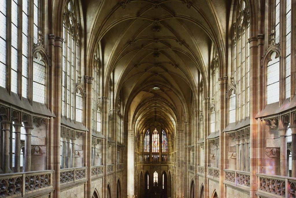 catedral de San Vito, catedral de Praga
