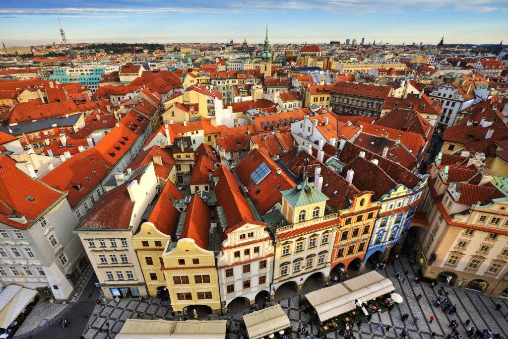Stare Mesto, Ciudad Vieja, Praga