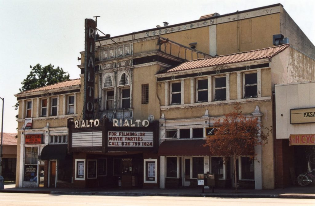 Rialto Theater, Los Angeles, California