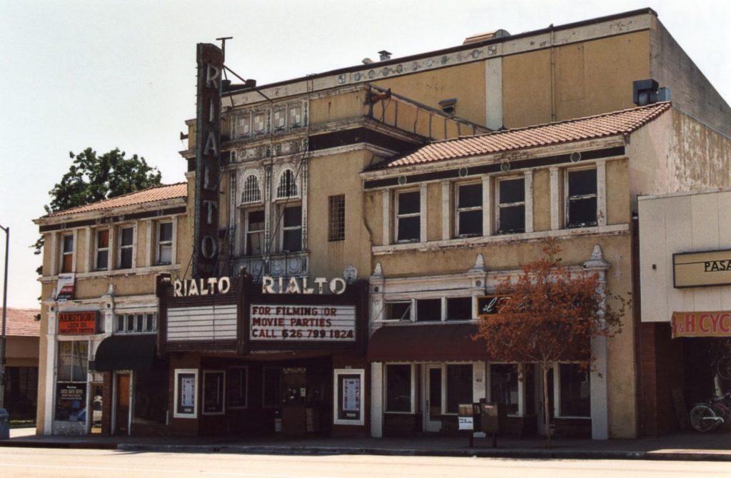 Rialto Theater, Los Angeles, California