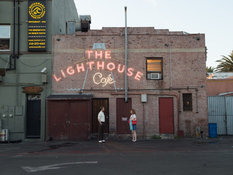 The lighthouse cafe, hermosa beach, los angeles, california