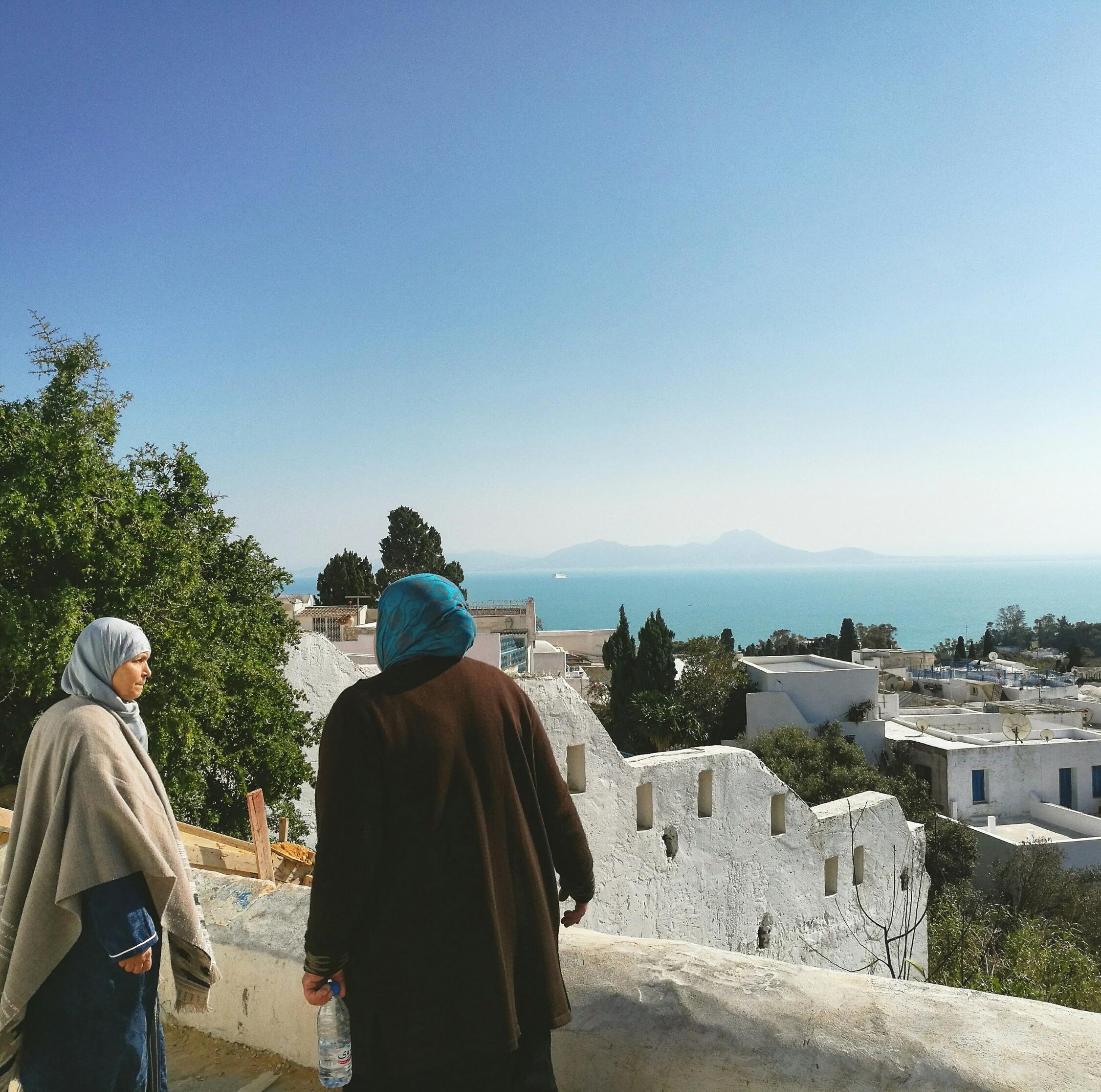 como son los tunecinos, sidi bou said