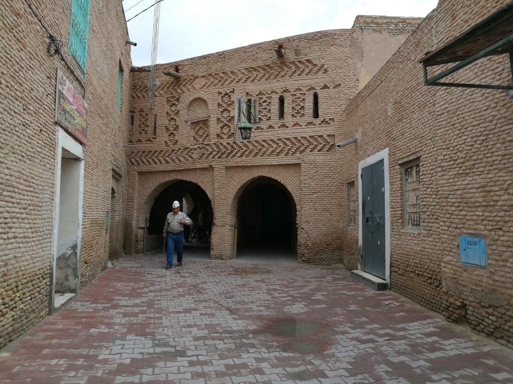 Ouled el Hadef, Tozeur oasis en túnez