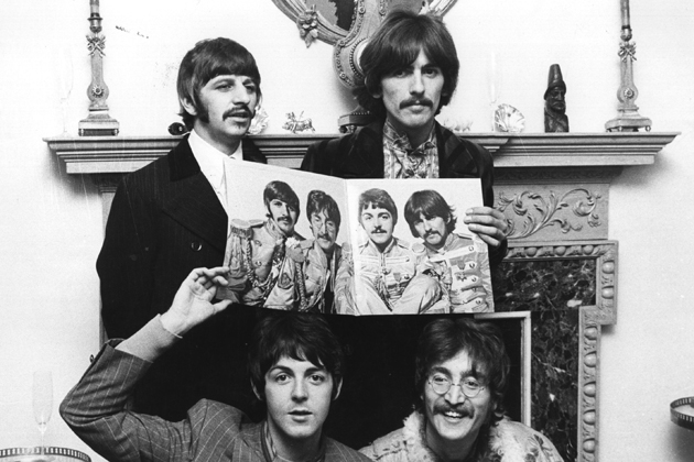 The Beatles, Sgt. Peppers,El disco que cambió la historia de la música: Sgt. Peppers de los Beatles