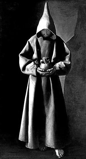 Zurbarán, Ian Curtis