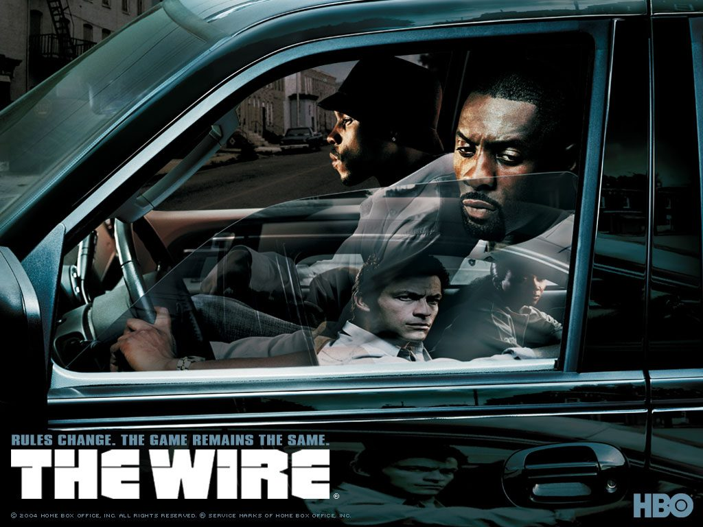 baltimore de The Wire