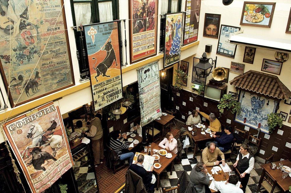 taberna salinas, Planes para un fin de semana en Córdoba
