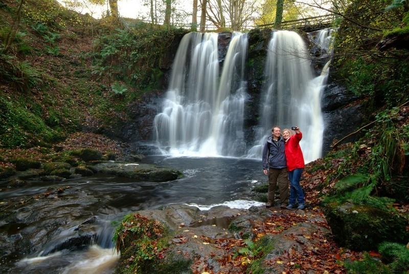 Glenariff, ruta de juego de tronos por Irlanda del Norte