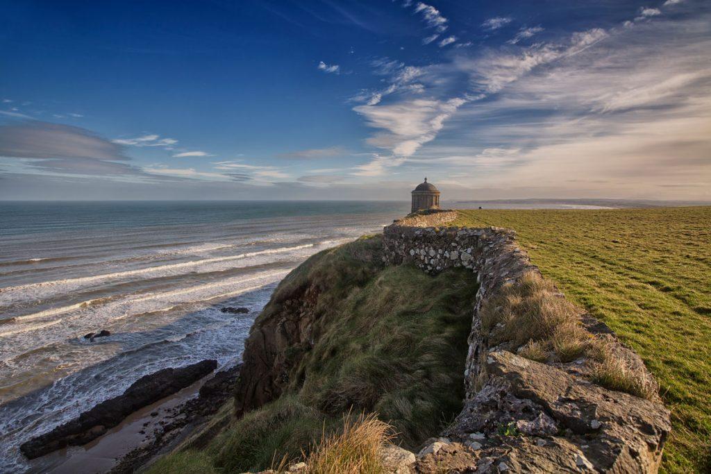 Downhill beach, ruta de juego de tronos por Irlanda del Norte