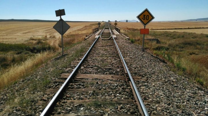 un tren digno para extremadura