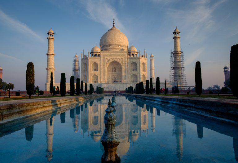 Consejos para visitar el Taj Mahal, India