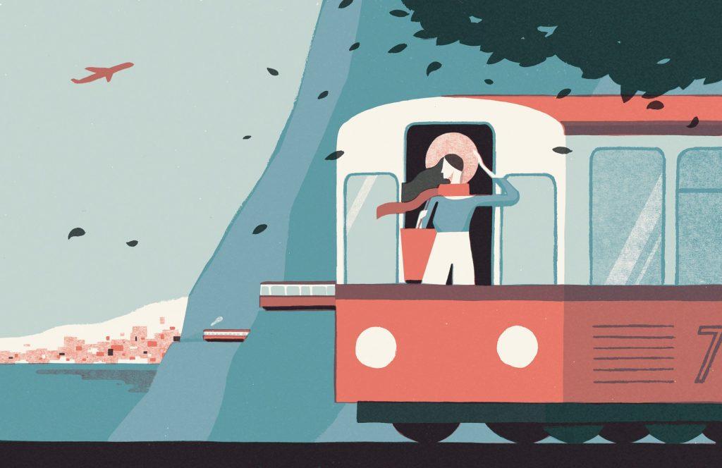 viajar sola, mujer viajera