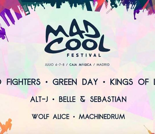 Mad Cool Festival Madrid