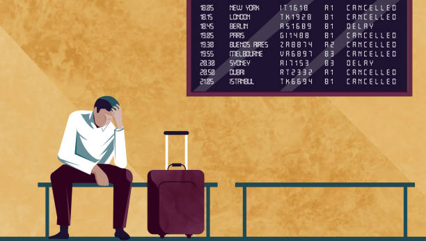 vuelos cancelados, cómo reclamar a una compañía aérea, reclamar compensación