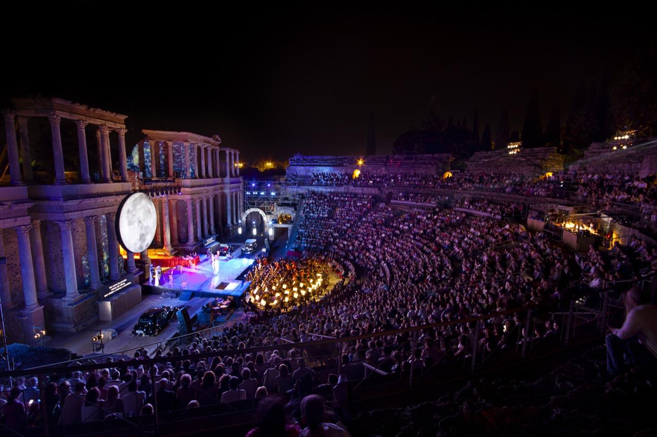 Guía del festival de teatro de Mérida