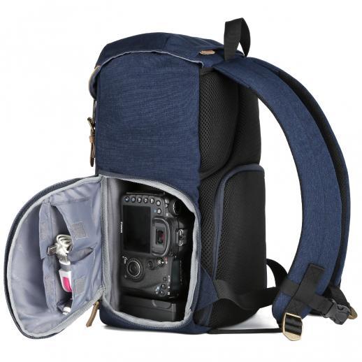 mochila fotográfica, kf concept bagpack