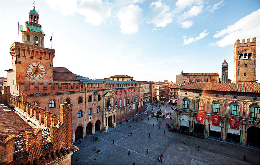 mejores ciudades erasmus, bolonia