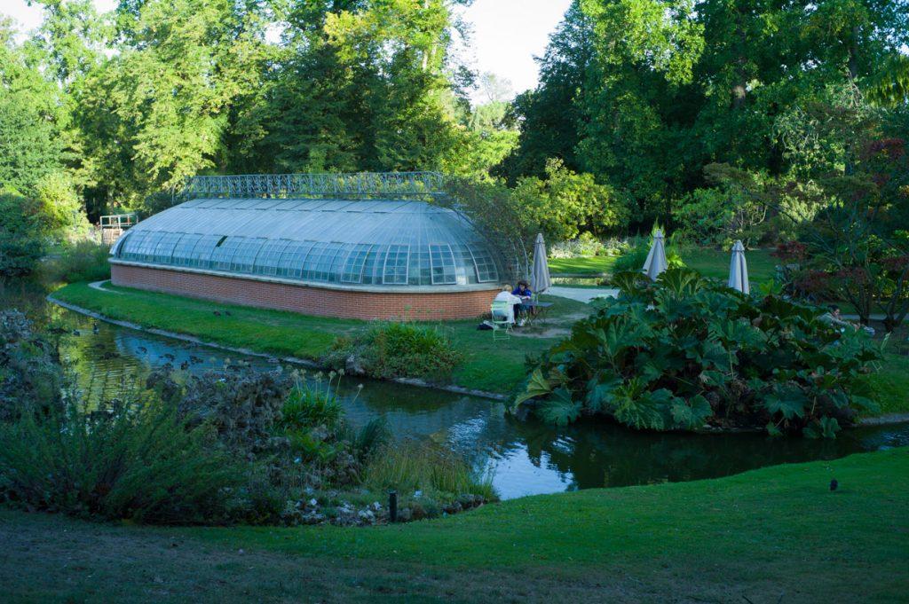 Jardin de las plantas de Nantes