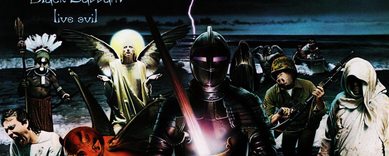 live evil de black sabbath