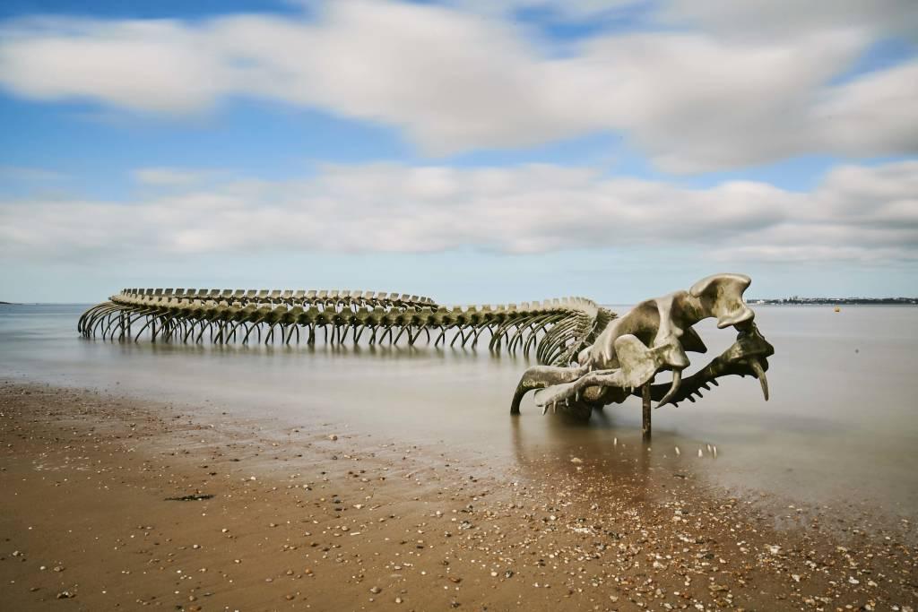 obras arte nantes, estuario loira