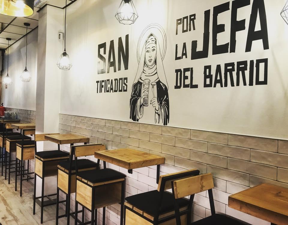 Santa Catalina, bares en mallorca.